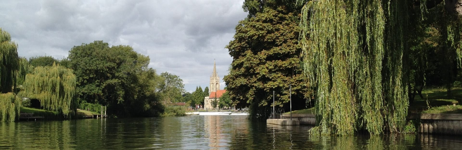 Marlow on the River Thames